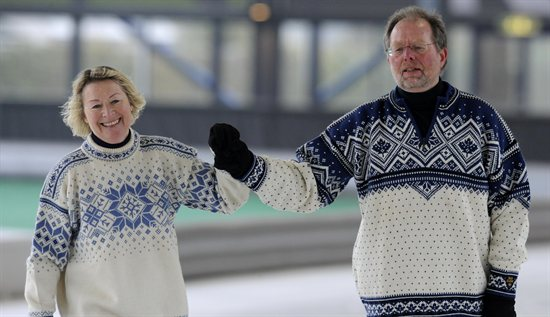 Jaap en Gerda Plakman